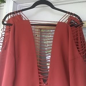 Nasty Gal Tops - This is a one of a kind blouse!
